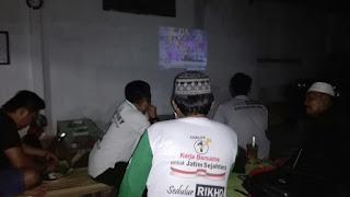 """Nobar Debat Pilgub Bersama Sedulur Rikho """"Pemimpin Cerdas Itu Ya Khofifah- Emil""""."""