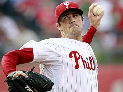 Cole Hamels' MLB Ranks Since 2006: