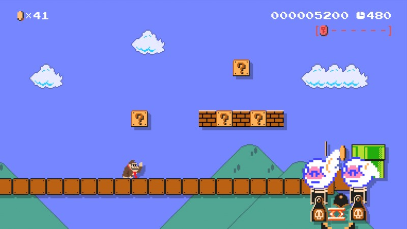 Enchanted Road by SReNT (Japan) - Mario Maker