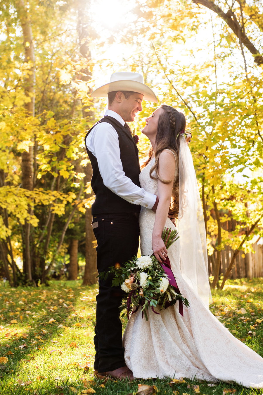 Montana Bride + Groom / Cali Frankovic Photography