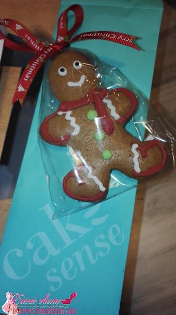 CAke Sense Ginger Cookies