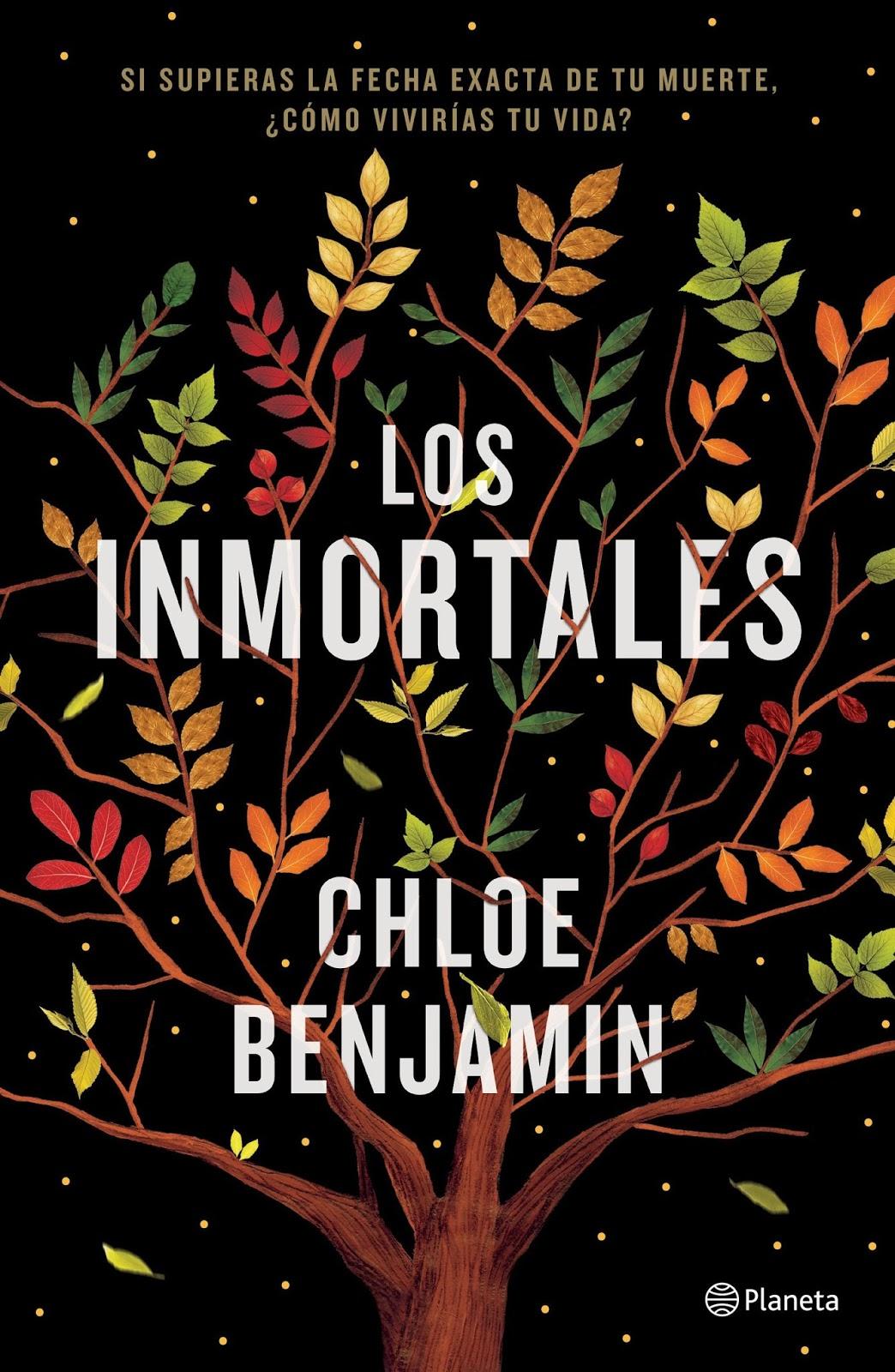 Me gustan los libros: Los inmortales