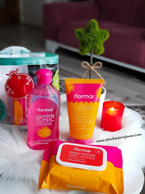 flormar makyaj temizleyici