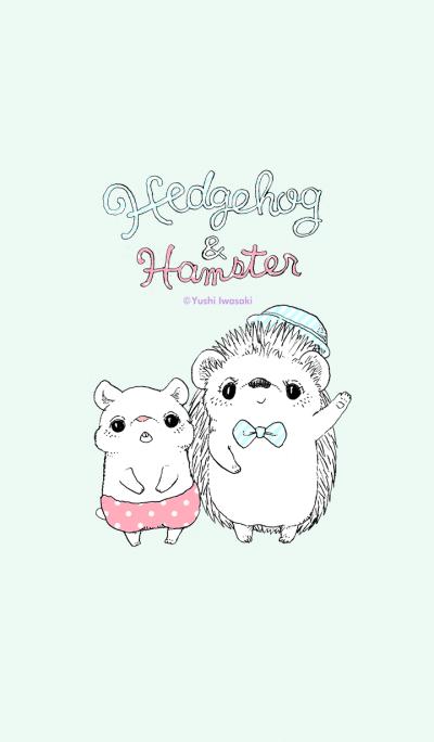 Hedgehog & Hamster