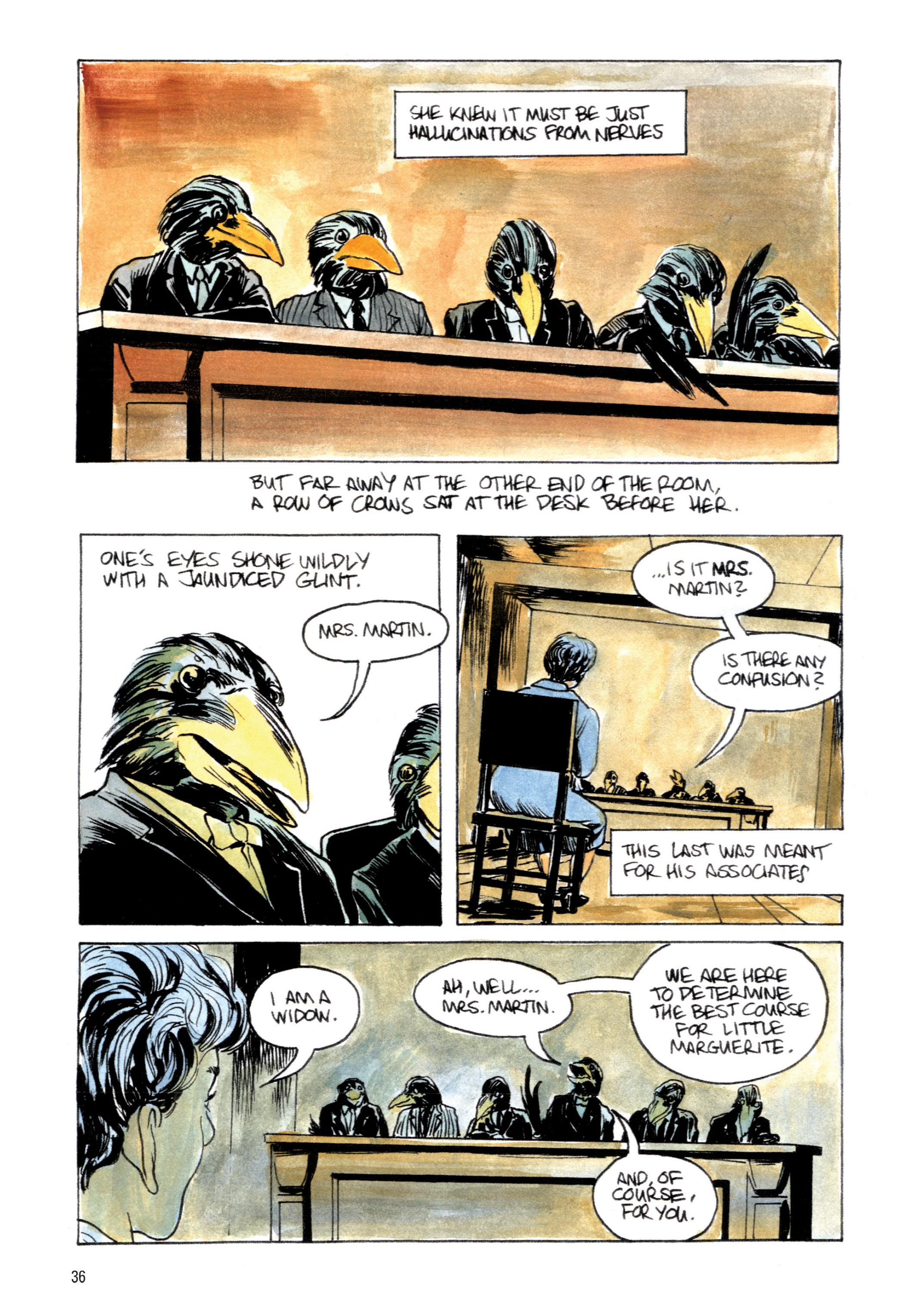 Read online The Late Child and Other Animals comic -  Issue #1 - 34
