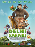 Delhi Safari - Subtitle Indonesia