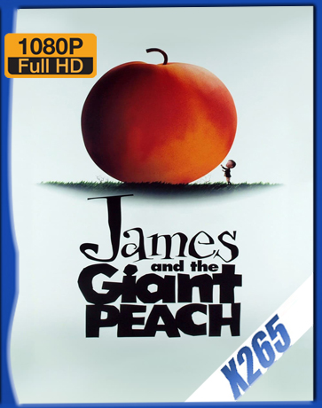 James And The Giant Peach [1996] [Latino] [1080P] [X265] [10Bits][ChrisHD]