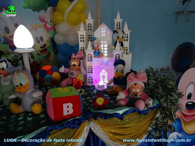 Decoração infantil Baby Disney