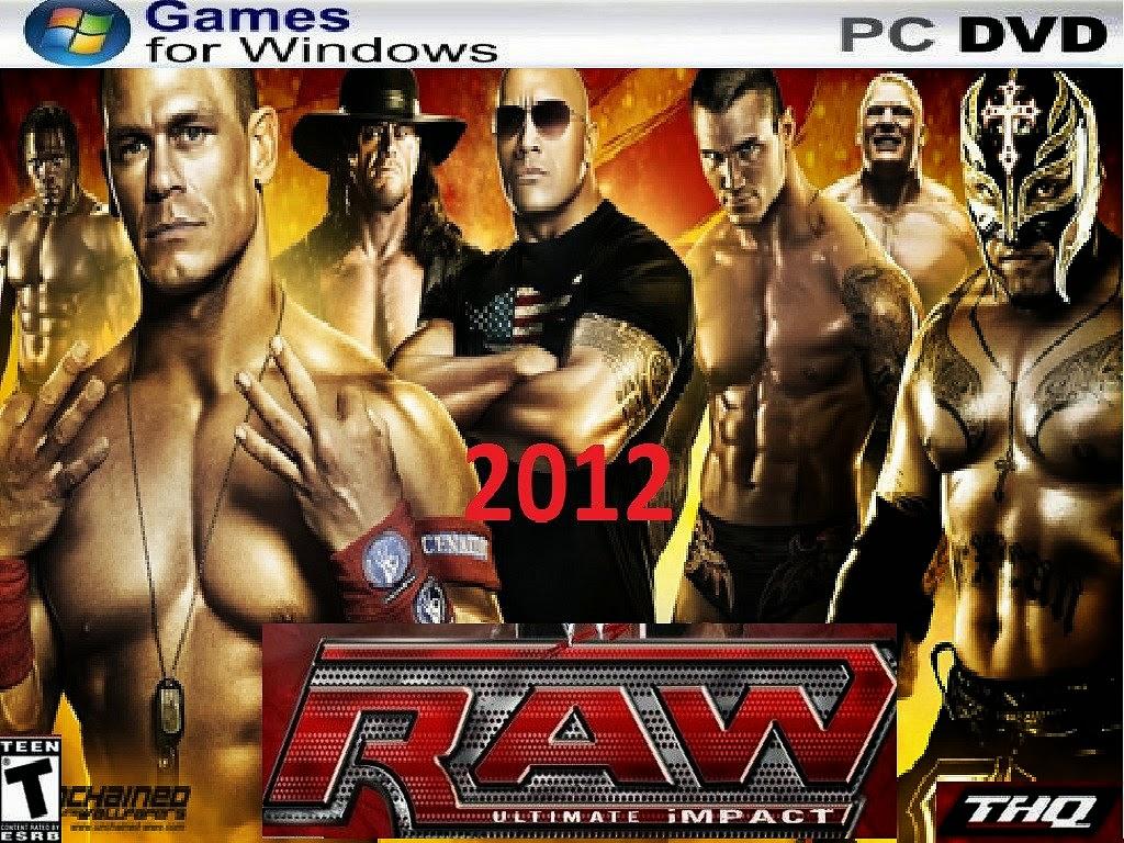 تحميل لعبة المصارعة 2012