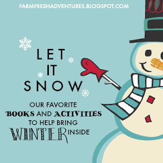 Winter Themed Books and Activities