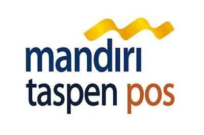PT Bank Mandiri Taspen Pos