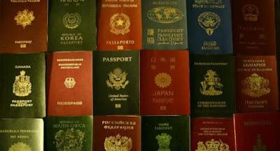 Украинский загранпаспорт – на 24 месте глобального рейтинга