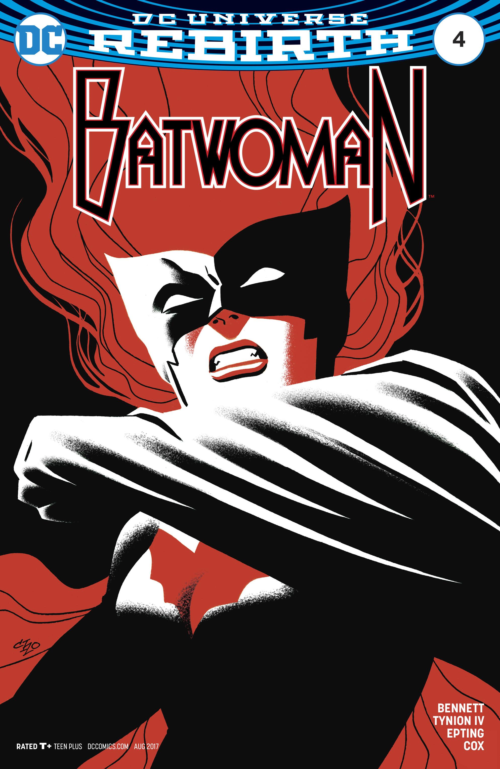Read online Batwoman (2017) comic -  Issue #4 - 3