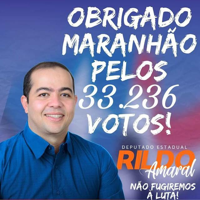 """O nosso """"Deputado Estadual"""" Rildo Amaral vai ser parceiro da cidade, não importa quem seja o prefeito!!!"""