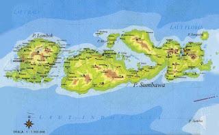 Ternyata, NTB Tidak Hanya Dua Pulau Loh!