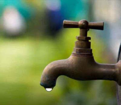 पिछले दस दिनों से आदर्श कॉलोनी में नहीं आ रहा पानी