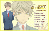 ชิโนมิยะ ฮายาโตะ (Shinomiya Hayato) @ Kiss Him, Not Me: Watashi ga Motete Dousunda เมื่อสาววายกลายเป็นสาวฮอต