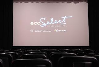 Inauguran la primera sala de cine abastecida por energía solar de Latinoamérica