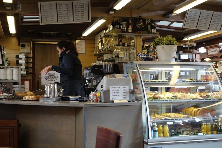 Scandinavia Cafe