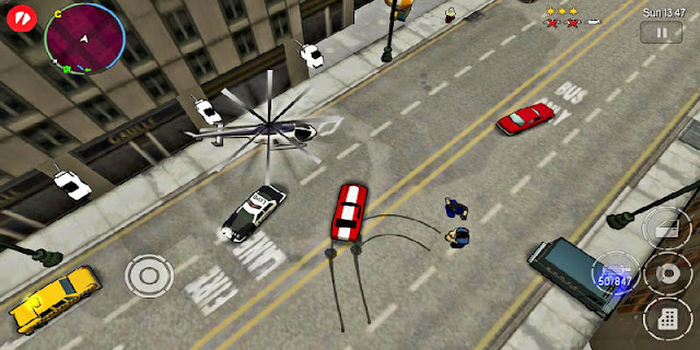 تحميل لعبة GTA CHINATOWN للأندرويد