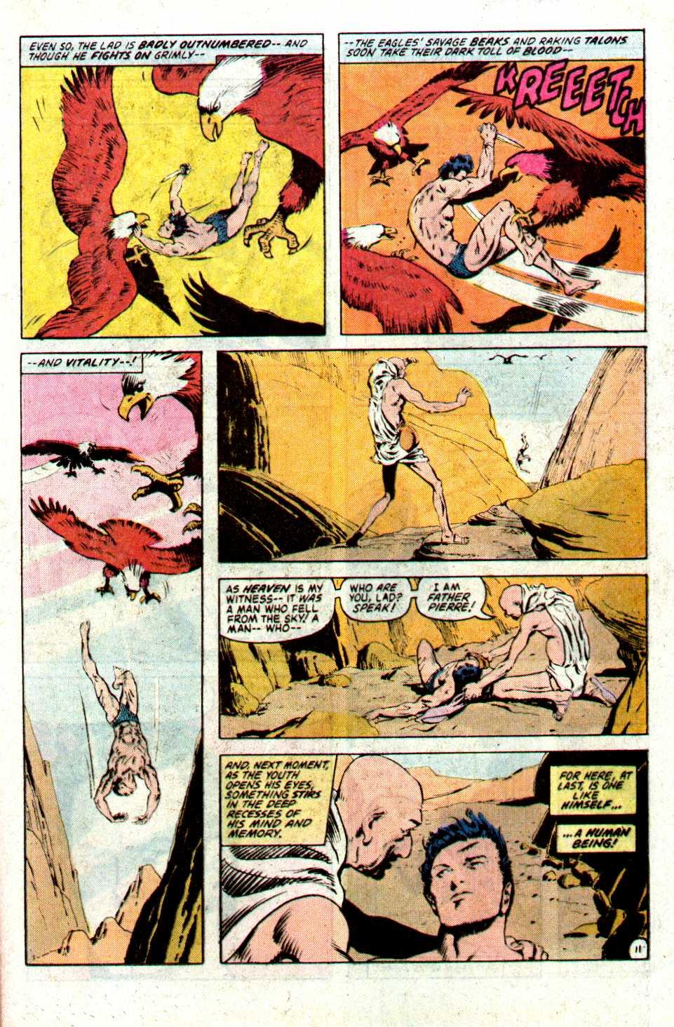 Read online Secret Origins (1986) comic -  Issue #21 - 35