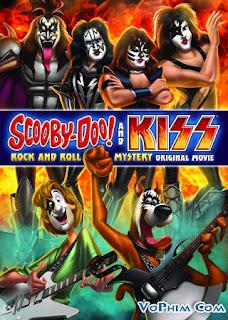 Scooby-Doo! và Nhóm Nhạc Kiss: Bí Ẩn Rock and Roll