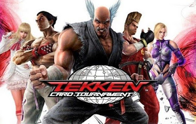 Tekken Card Tournament Apk + Data for Android