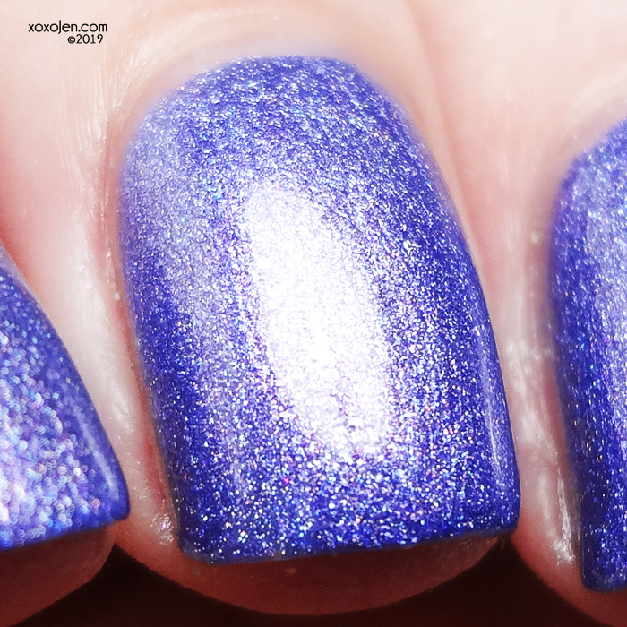 xoxoJen's swatch of Nail Hoot Lacquer Lynette