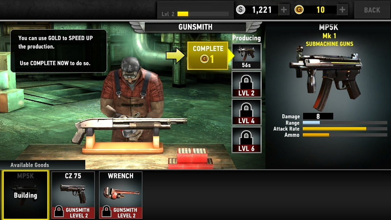 Dead trigger 2letest version 131 modhack apk unlimited ammo dead trigger 2 mod malvernweather Choice Image
