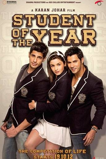 Student of the Year (2012) ταινιες online seires oipeirates greek subs