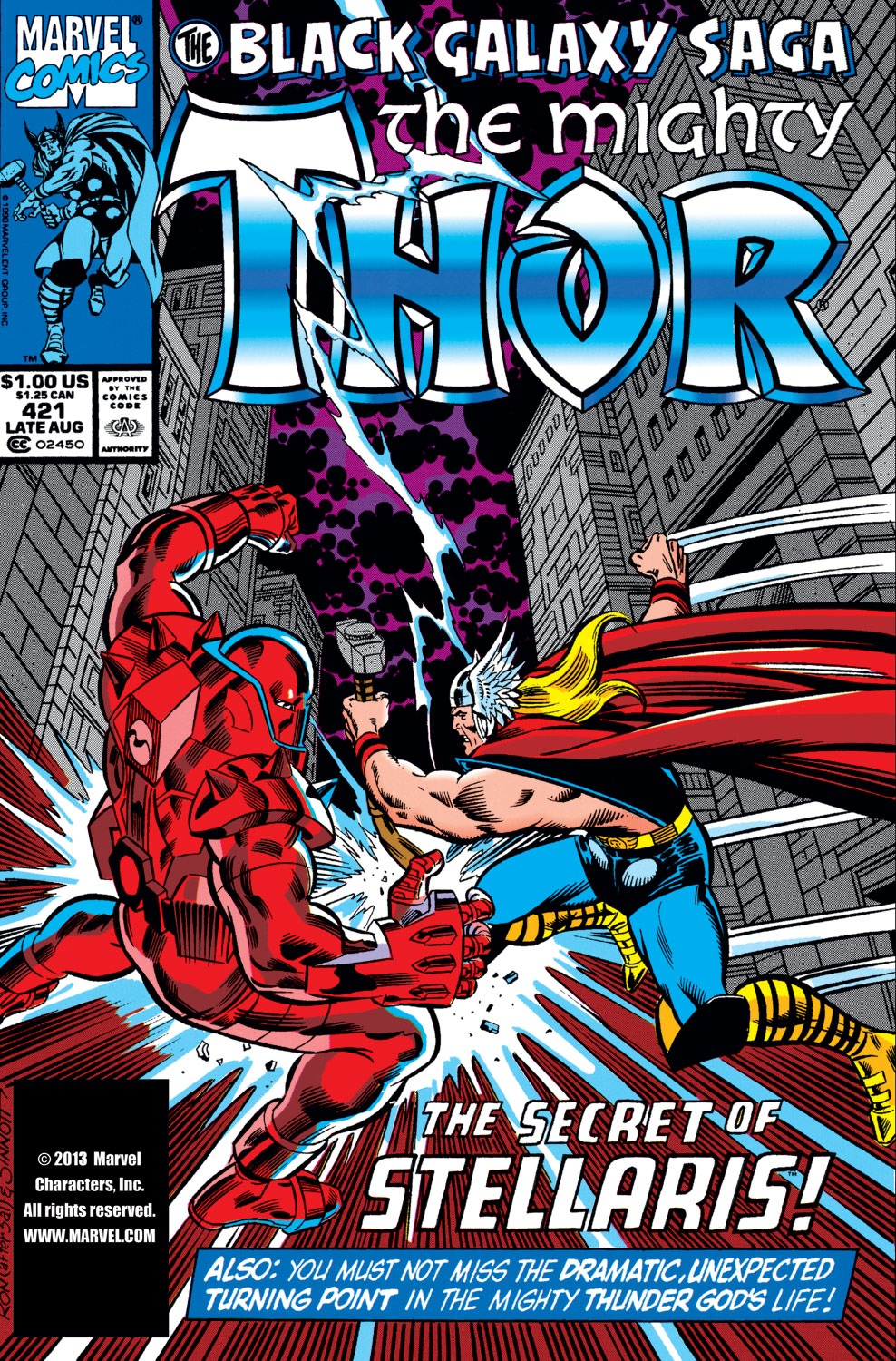 Thor (1966) 421 Page 1