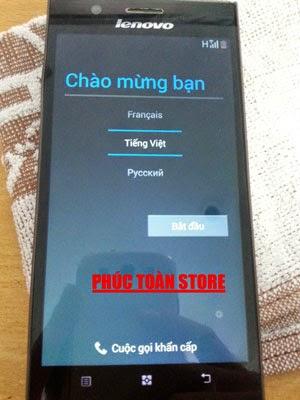 Rom stock tiếng Việt Lenovo K900 alt