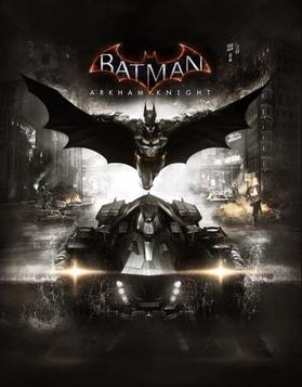 Batman Arkham Knight cover 2