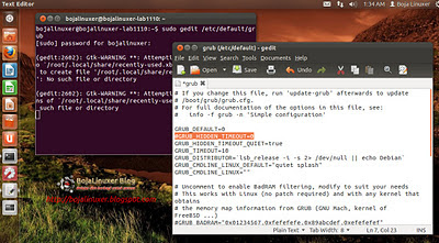 Tutorial Ubuntu 11.10