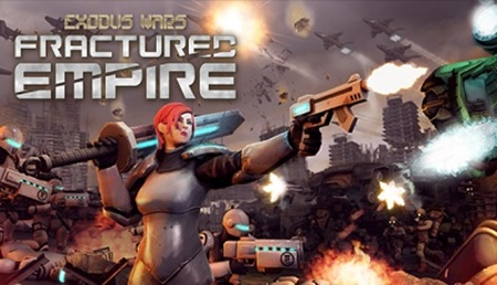 Exodus Wars Fractured Empire PC Full