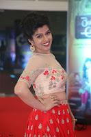 Mahima in beautiful Red Ghagra beigh transparent choli ~  Exclusive 065.JPG