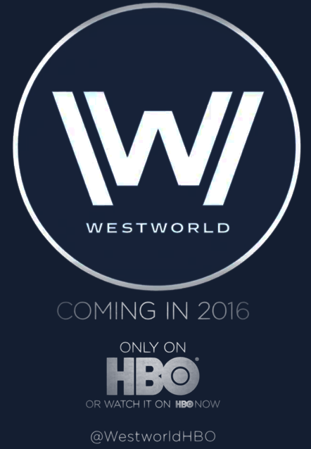 Teaser poster Westworld