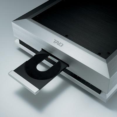 Sản phẩm CD-Player Hi-end TAD-D1000MK2 Disc chất lượng đã được khẳng định
