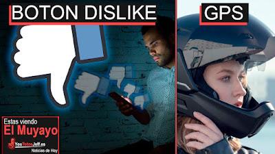 facebook, noticias, el muyayo, dislike facebook, dislike boton, ultimas noticias, noticias de hoy, instagram novedades, casco del futuro, propiedad intelectual