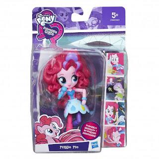 Equestria Girls Mini Rockin Equestria - Pinkie Pie
