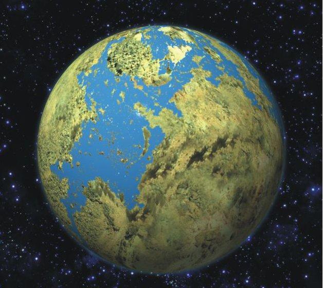 ny planet