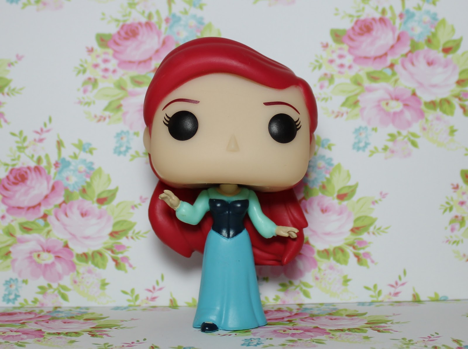 disney ariel funko pop in a box
