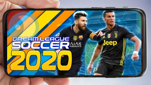 تحميل لعبة دريم ليج - dream league soccer 2020/ DLS 20 مهكرة اخر اصدار