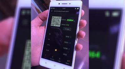 Harga dan Spesifikasi Smartphone Oppo F1 Terbaru