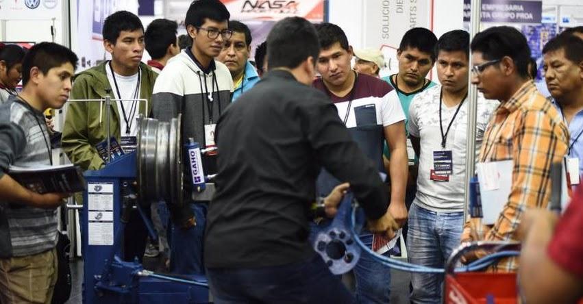 11 países participarán de la Sexta Edición Internacional Expomecánica Perú 2018 - www.expomecanicaperu.com