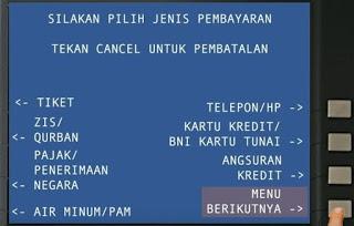 Bayar Iuran Bpjs Online Di Bank Bca Bisa Melalui Atm Klikbca Individu Dan Klikbca Bisnis Pasien Bpjs