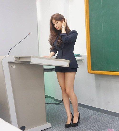 Hyunseo Park, declarada la conferencista más sexy de Corea