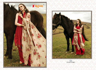 Fepic Rosemeen Artist Pakistani Suits wholesaler