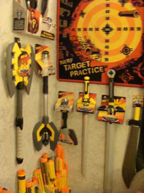 Nerf melee weapons for sale