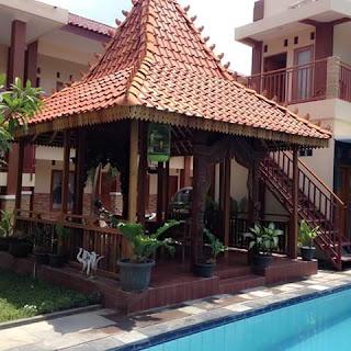 Desain Rumah Adat Jawa Desain Rumah Joglo Villa Guest House Desain Dan Bangun Area Mataram Lombok